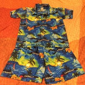 Other - Boy's Cabana Set